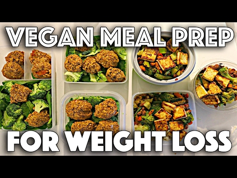 Vegan Meal Prep For Weight Loss Protein Packed Recipes