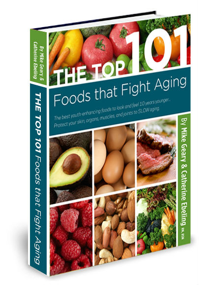 101 antiaging foods